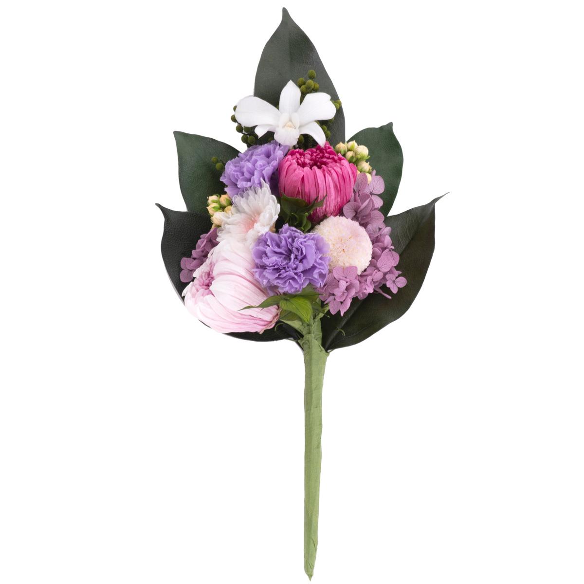 プリザーブドフラワーの仏花やお供え ランキング 第3位