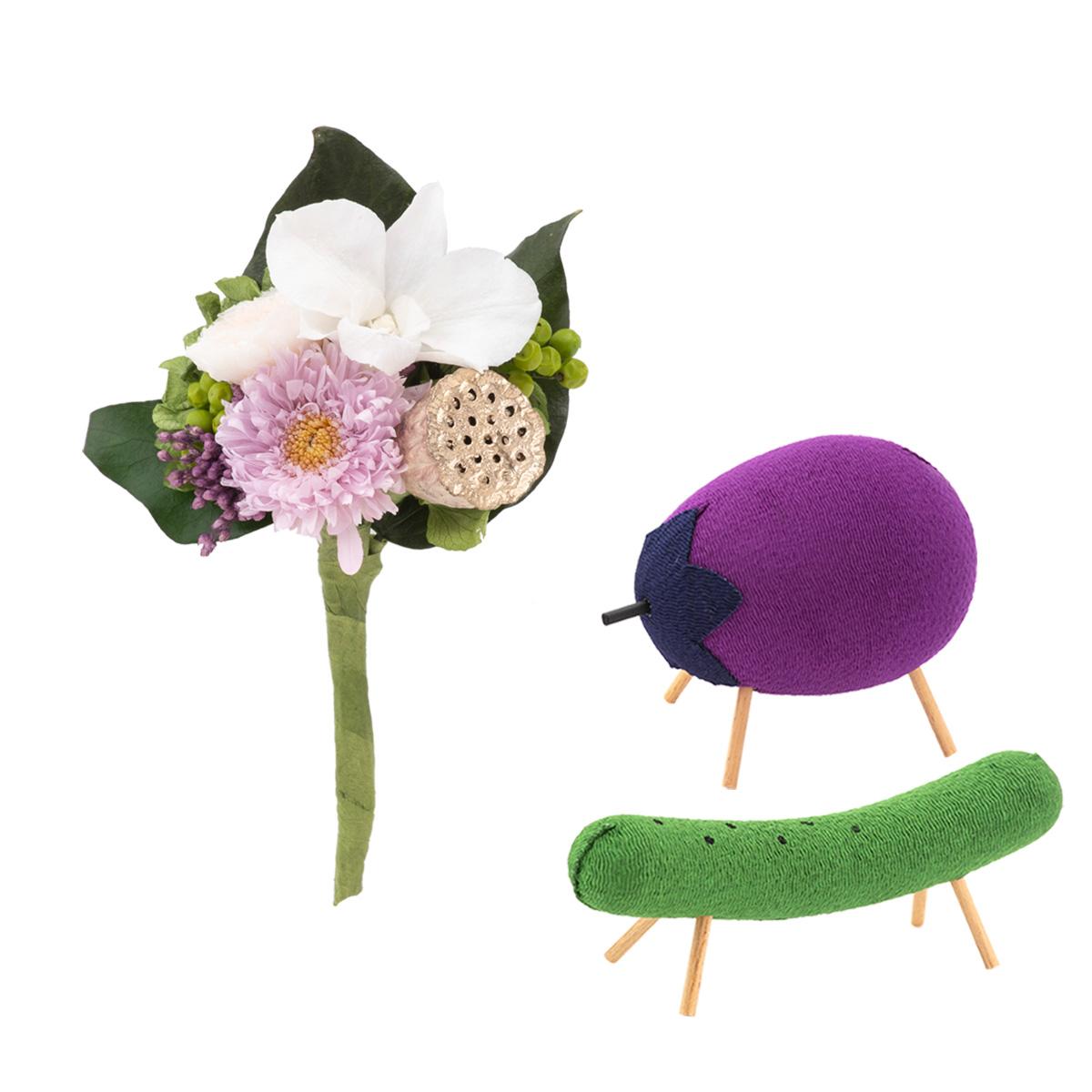 プリザーブドフラワーの仏花やお供え ランキング 第4位