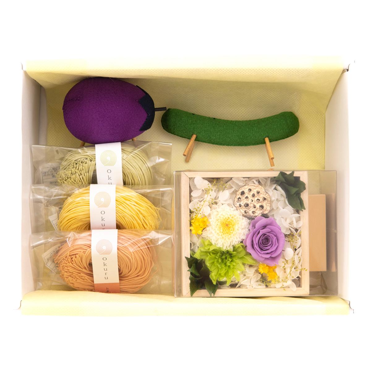 プリザーブドフラワーの仏花やお供え ランキング 第2位